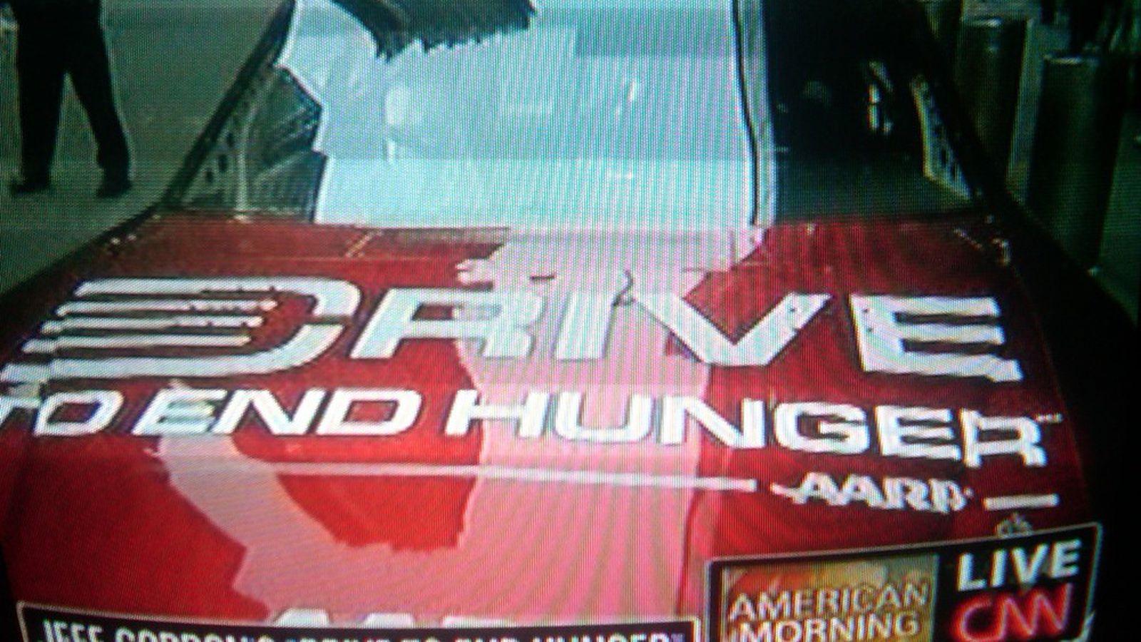 Silly Season Updates Jeff Gordon Unveils New Aarp Drive To End Hunger Paint Scheme