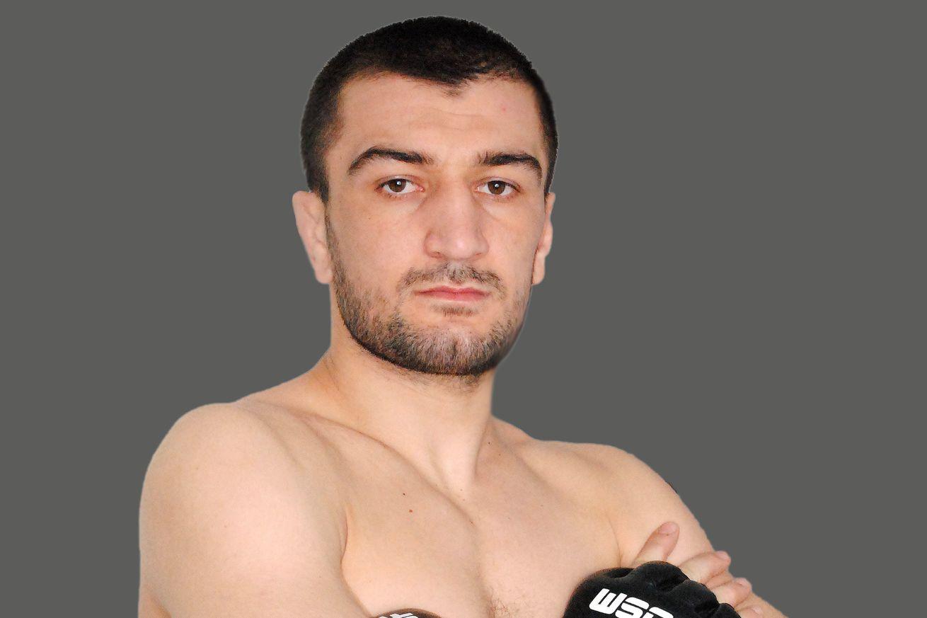 Abubakar Nurmagomedov