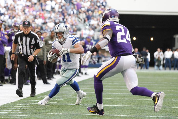 Cowboys Vs Vikings 2015