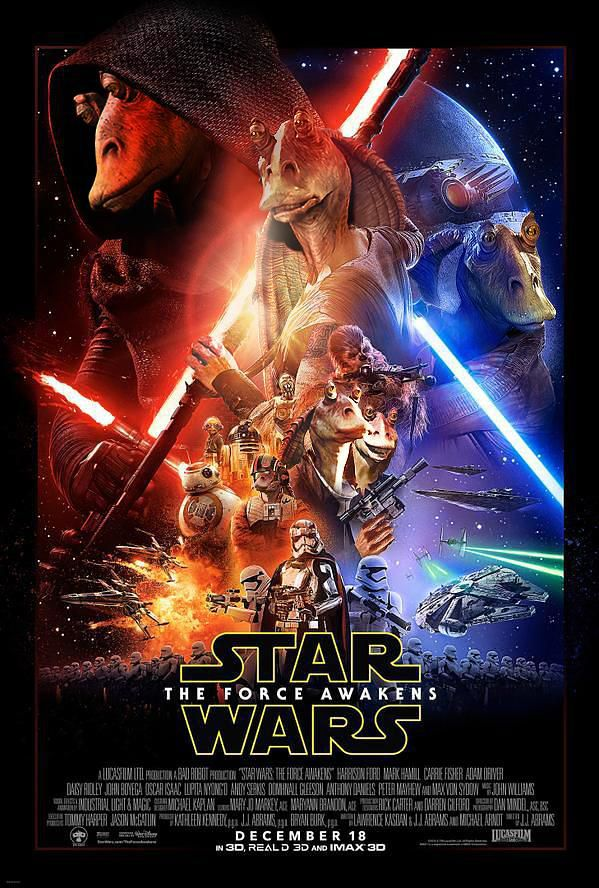 Star Wars - Poster