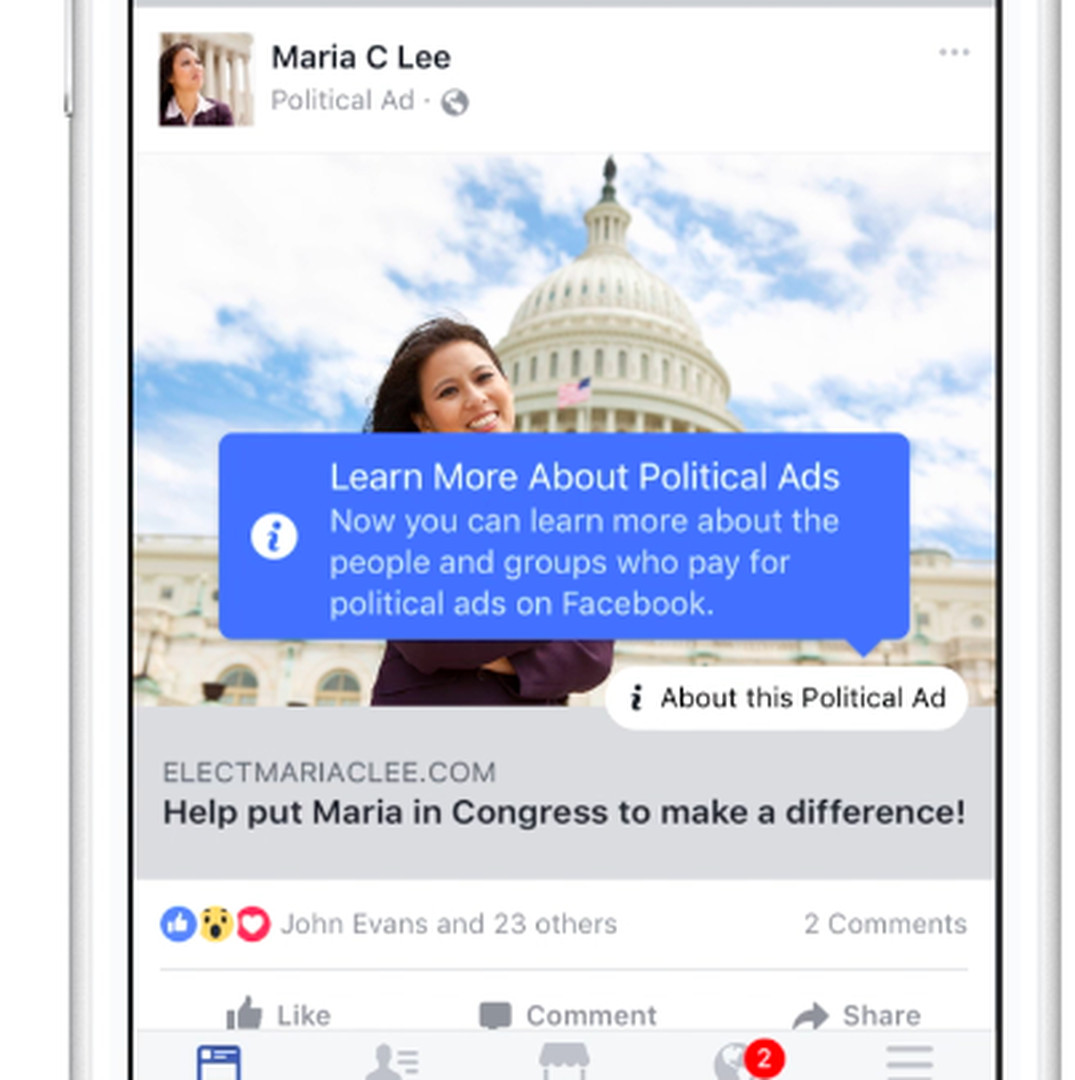 facebook is taking a stricter stance on political advertising recode