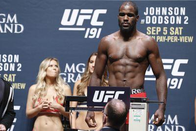 community news, With Tom Lawlor injured, Corey Anderson steps in to face Fabio Maldonado at UFC Sao Paulo