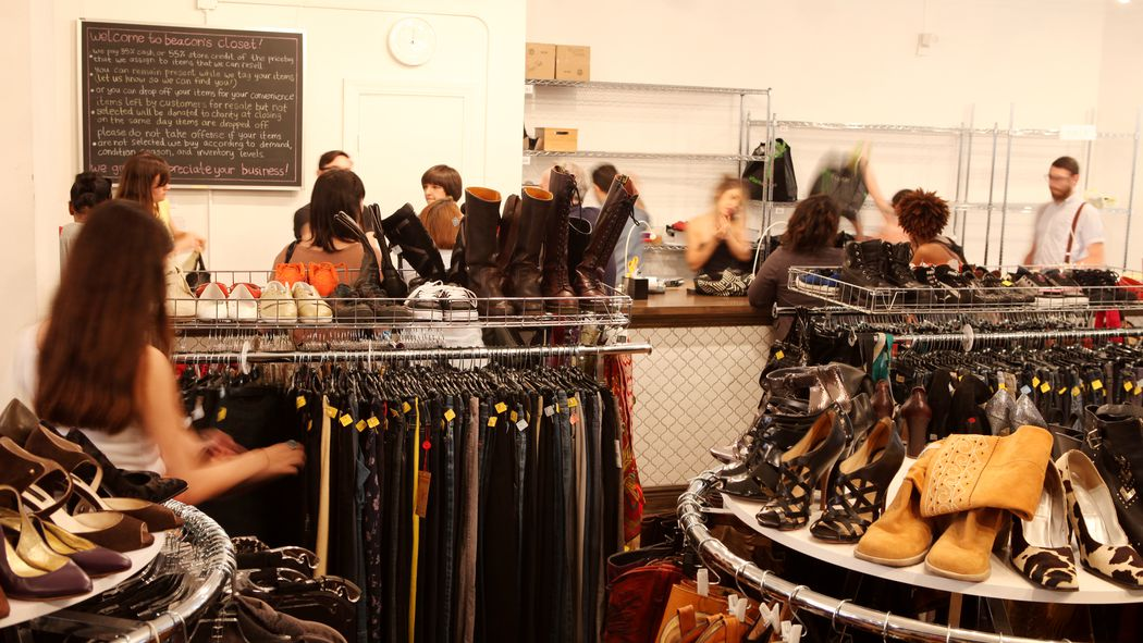 Beacon S Closet Buffalo Exchange And The Big Business Of Selling Your Old Clothes Racked
