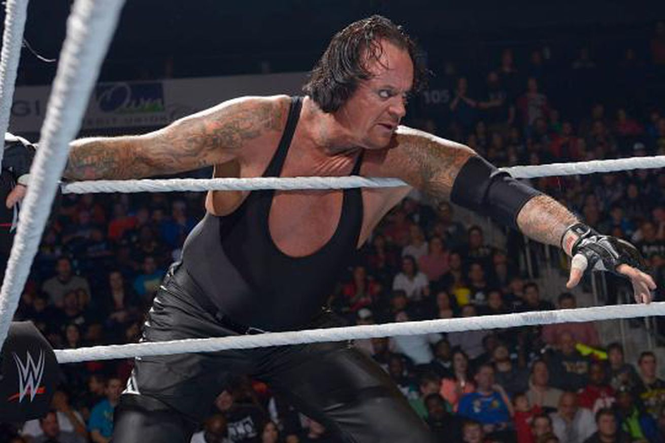 The Undertaker's WrestleMania opponent may not be Braun ...