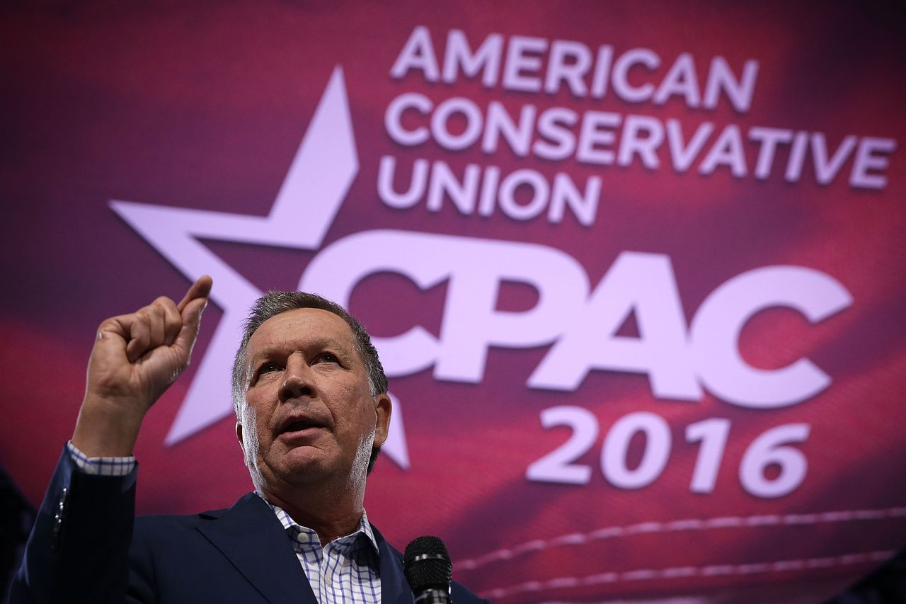 "Why John Kasich keeps promising to ""Uberize government"""
