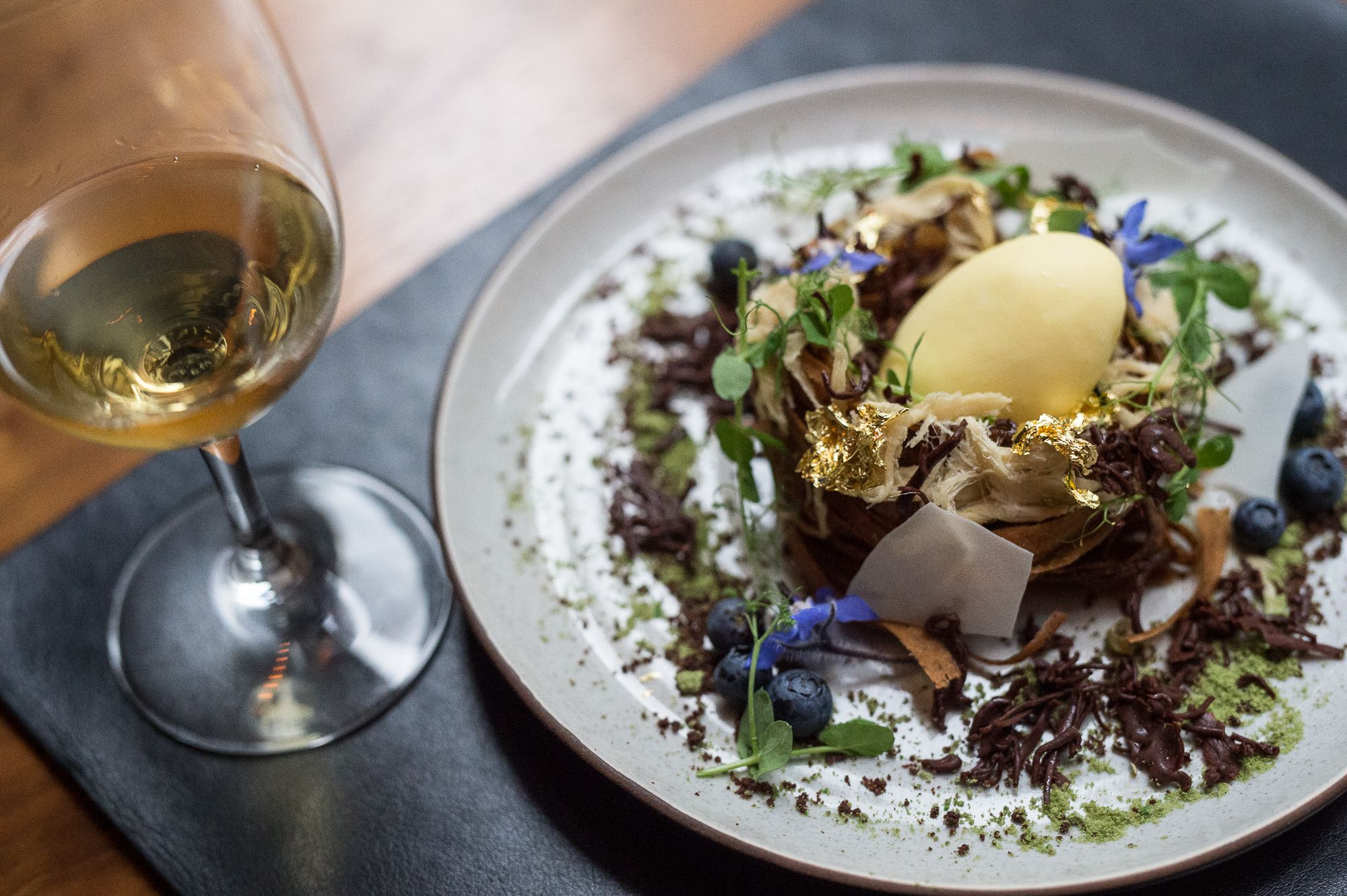 New chef breathes new life into scandinavian stalwart for Aquavit new scandinavian cuisine