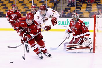 NCAA: Harvard's Malone Suspended For Beanpot Consolation