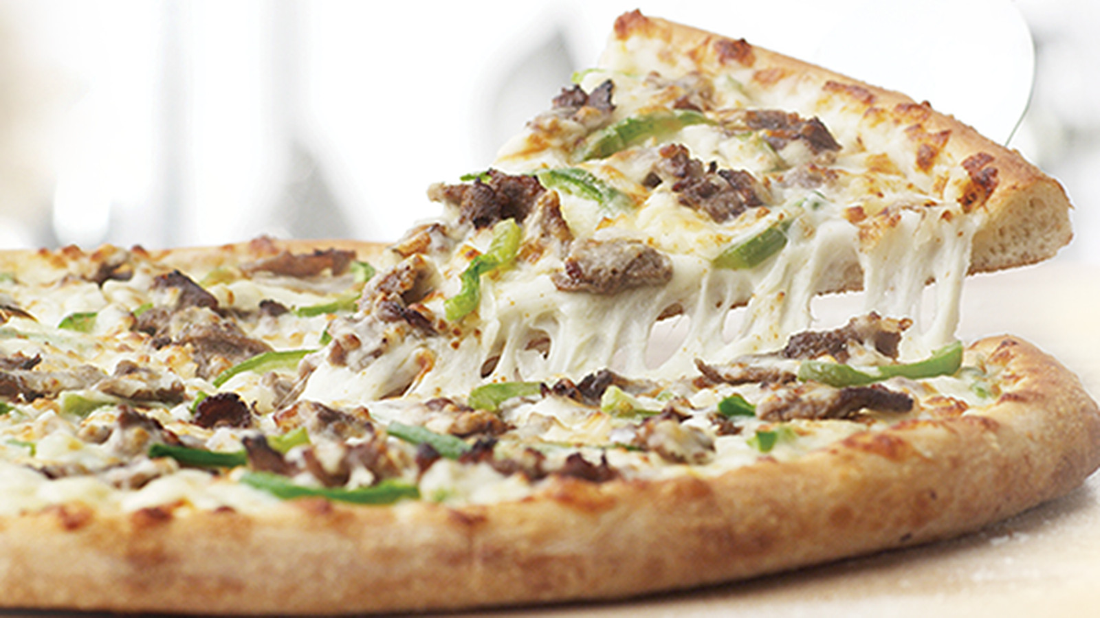 ... Put Out a Philly Cheesesteak Pizza for the Holidays - Eater Philly