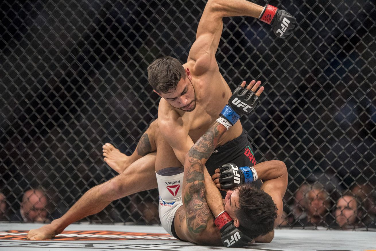 community news, UFC 197 results recap: Yair Rodriguez vs Andre Fili fight review and analysis