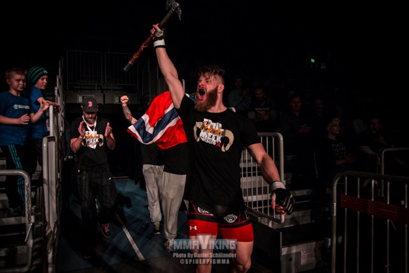 community news, Emil Weber Meek gets his wish: A fight with the controversial Rousimar Palhares