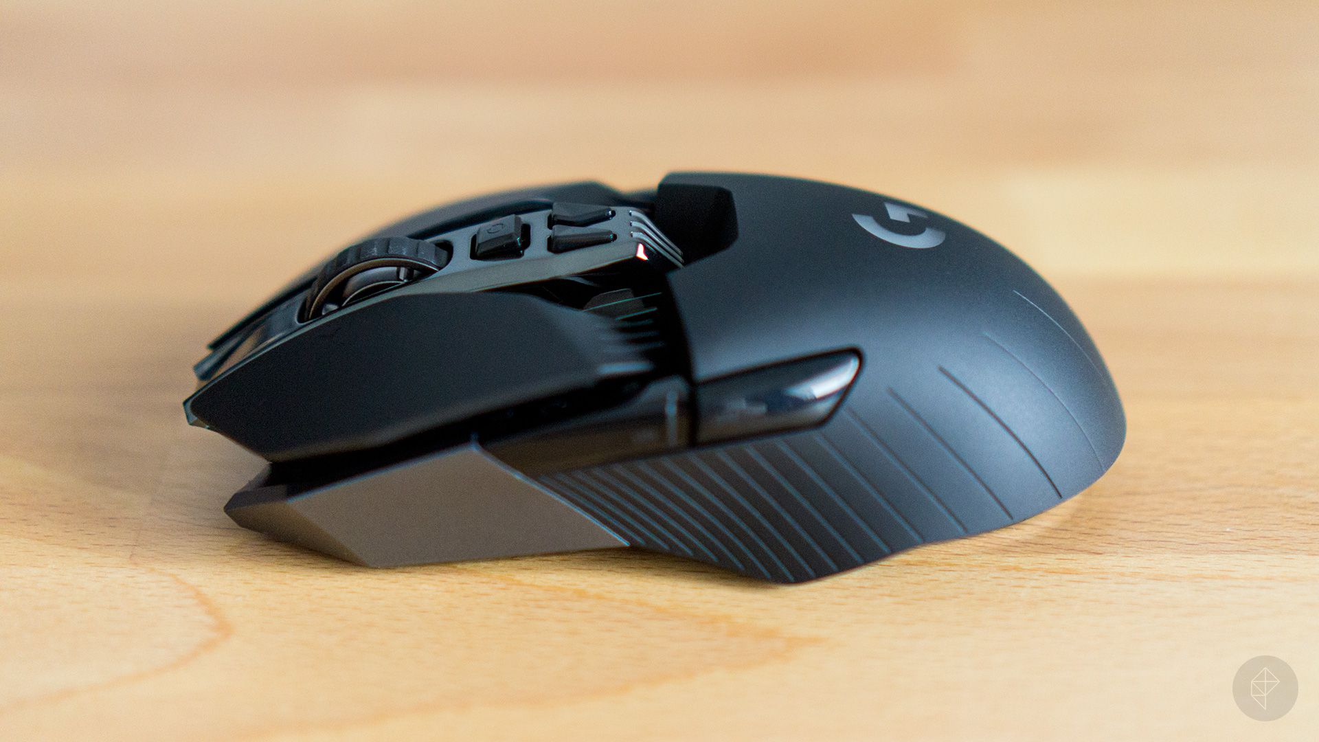 Logitech's G900 is meant to alleviate your concerns about wireless gaming mice | Polygon