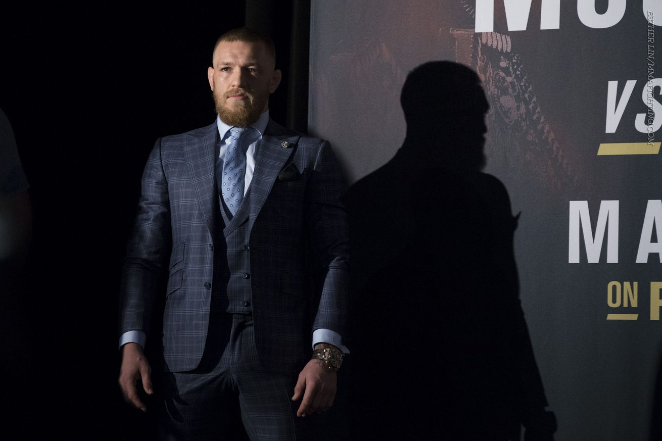 Conor McGregor to the UFC: Your move