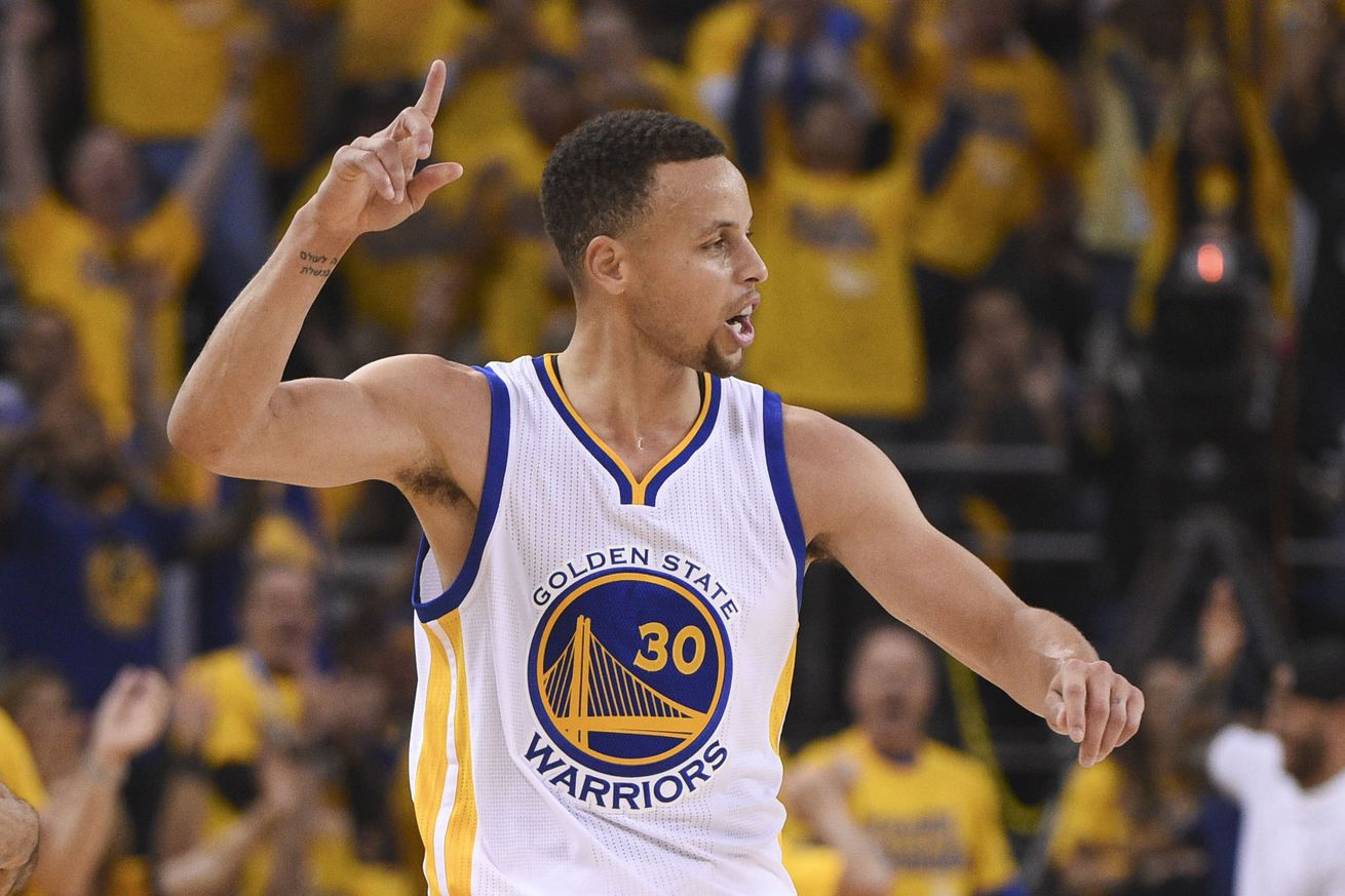 Warriors' Stephen Curry out for Game 2 against Rockets