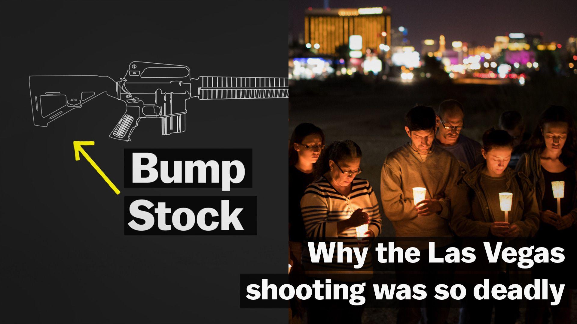 The legal loopholes that let people get automatic guns - Vox