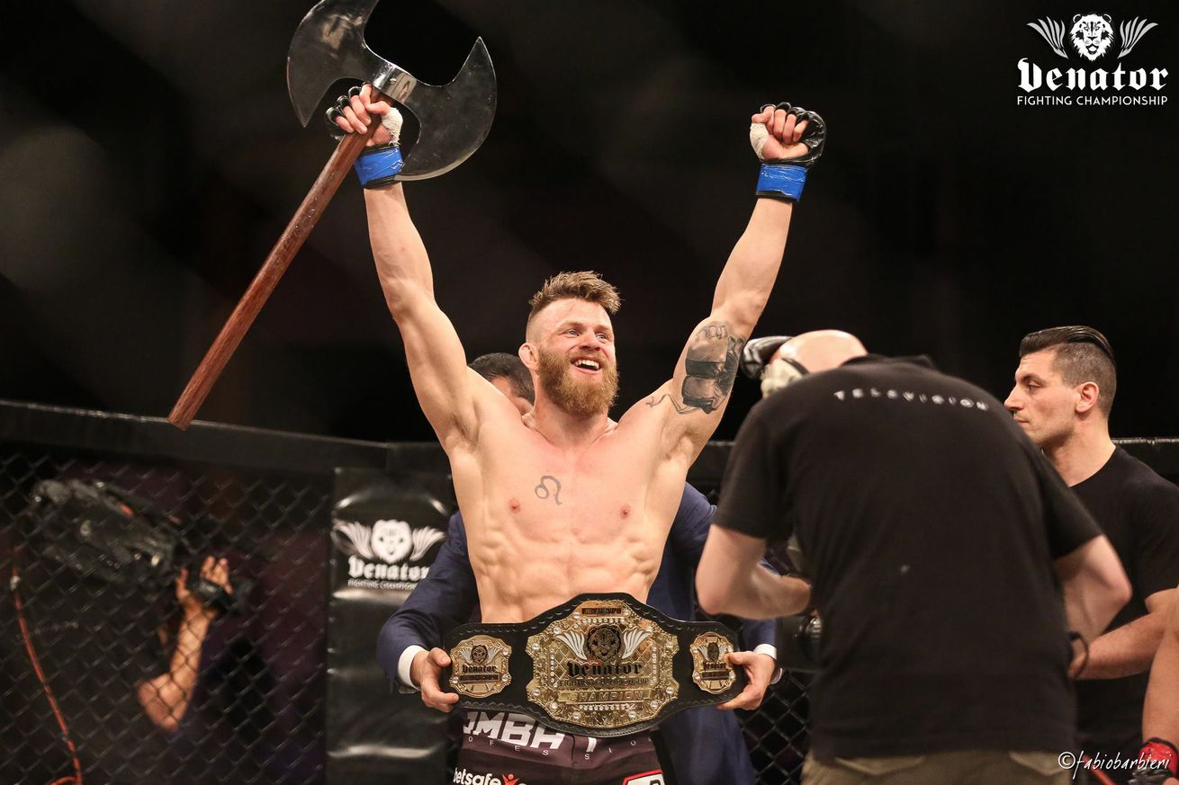 Emil Meek releases statement clarifying USADA compliance issue delaying UFC debut
