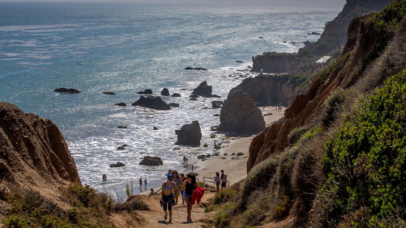 Top  Dirtiest Beaches In Southern California