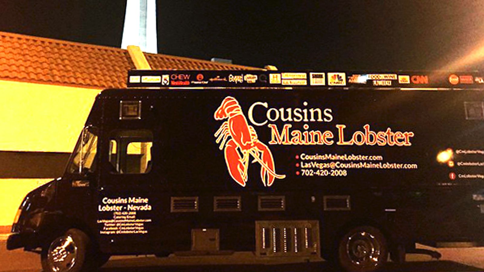 Catch Cousins Maine Lobster In Vegas Starting Today