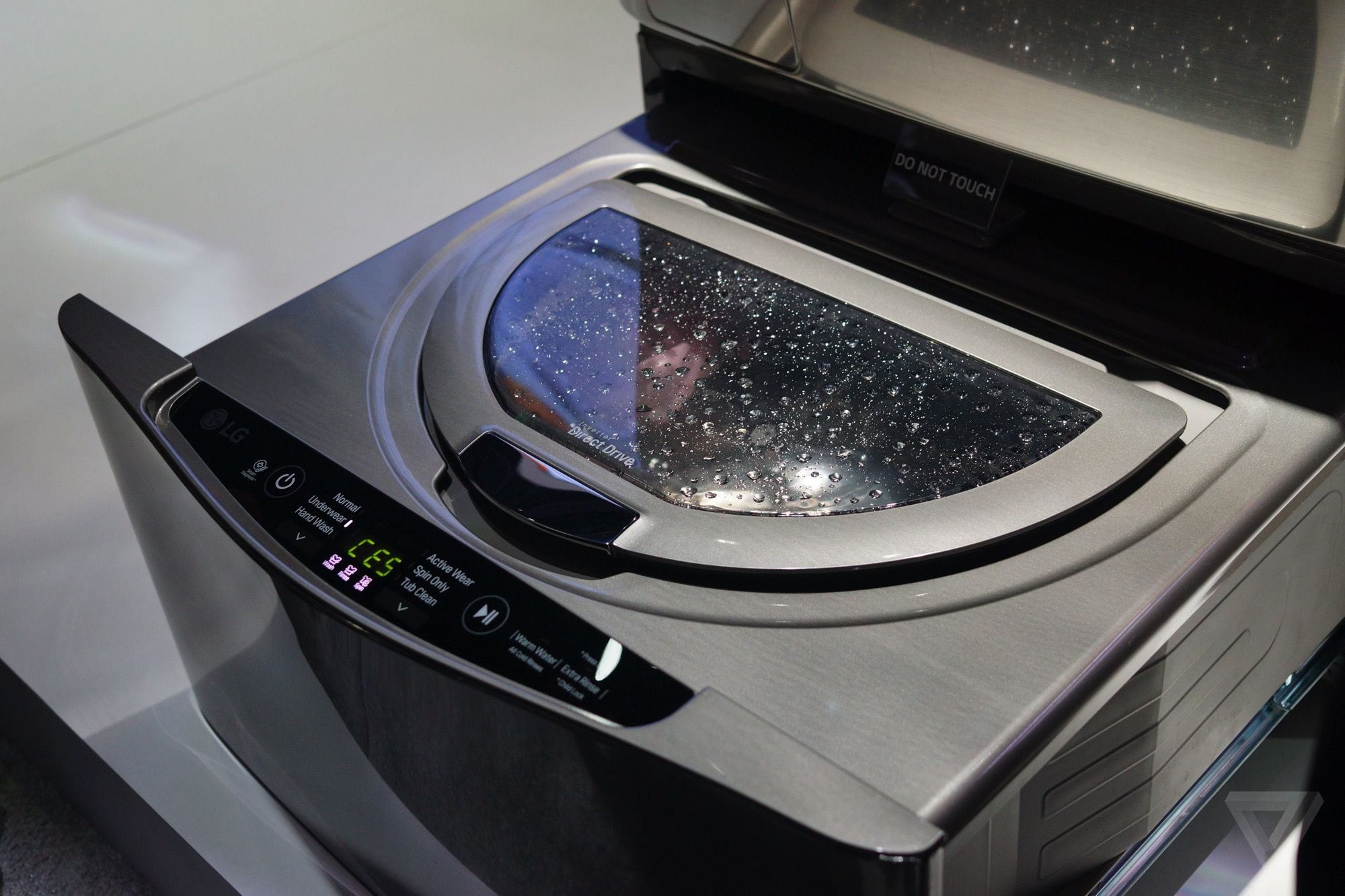 Lg makes even normal appliances seem weird at ces 2015 Best washer 2015