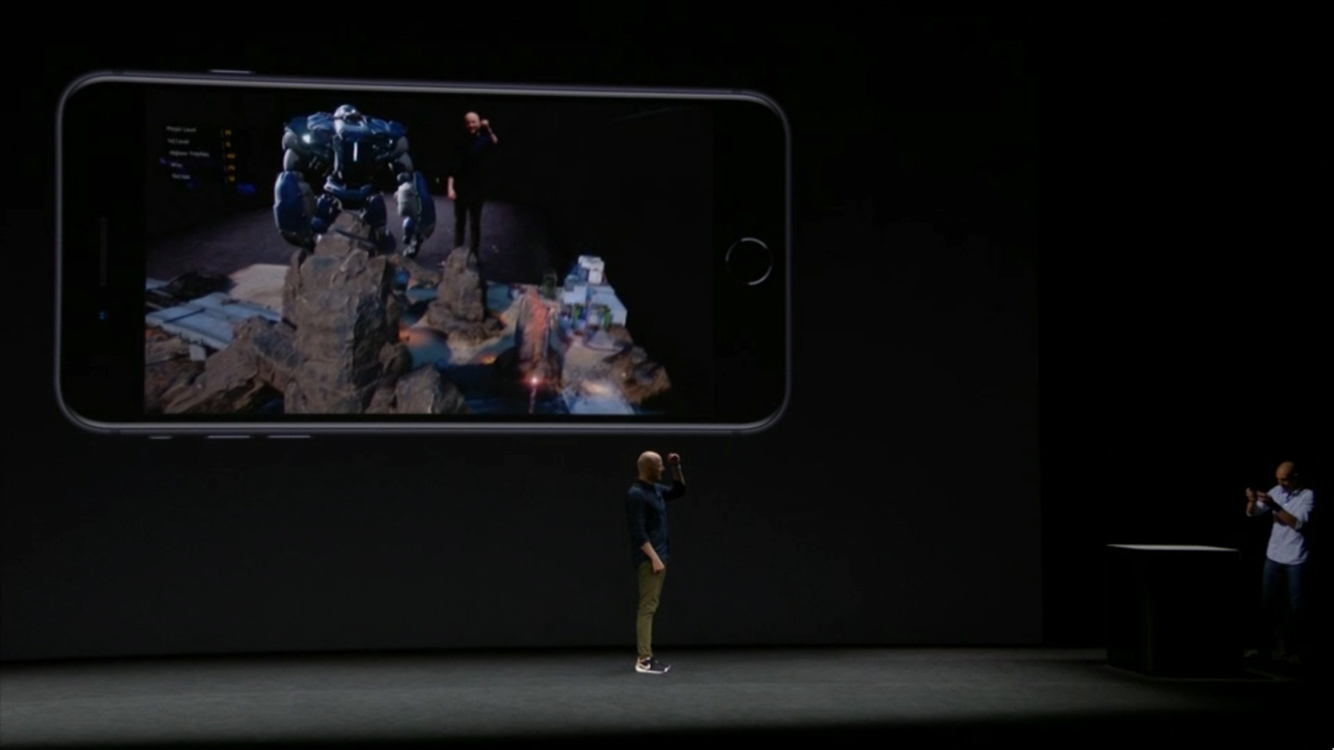 apple shows off breathtaking new augmented reality demos on iphone