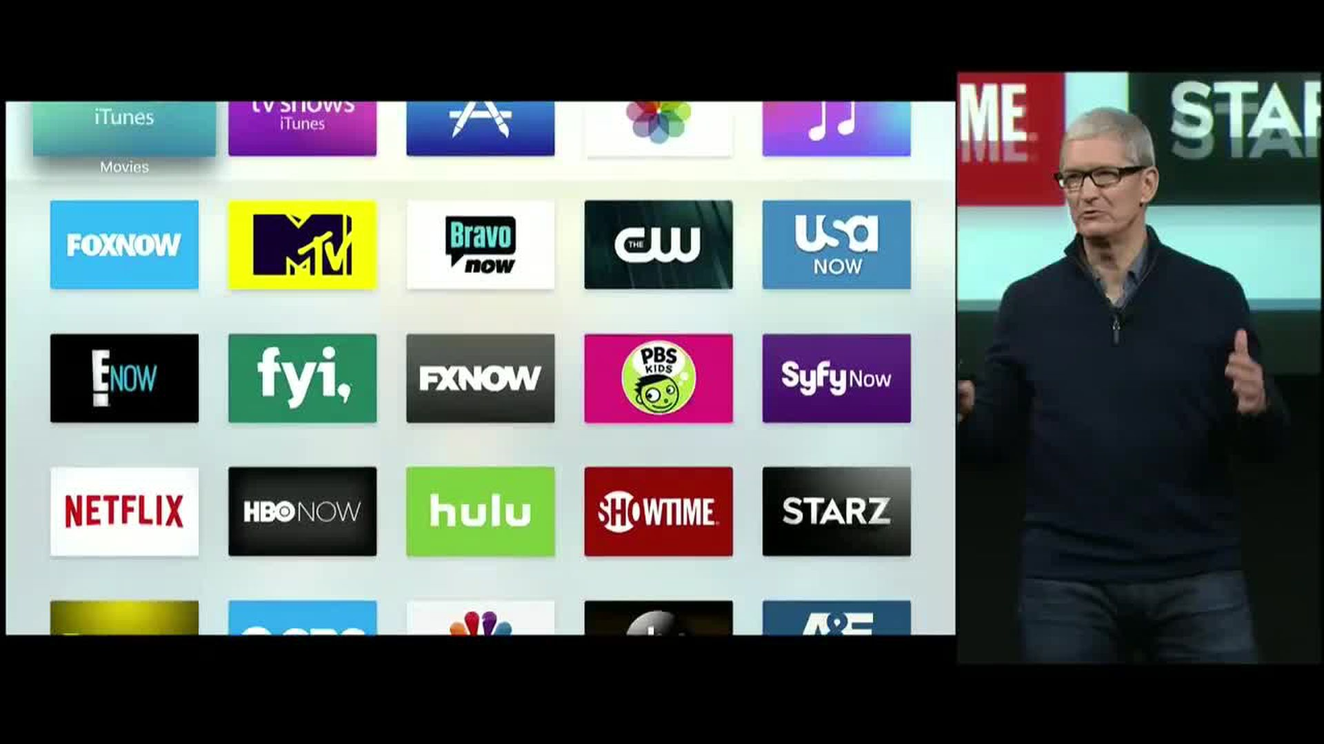 3a1616582 Apple s new TV app is an important half-step to the future - The Verge