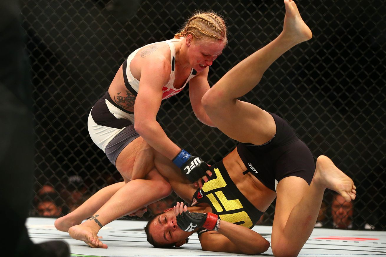 UFC on FOX 20 fight card: Holly Holm vs Valentina Shevchenko full fight preview