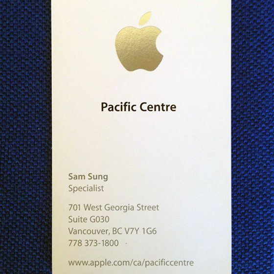Apple Specialist Sam Sung Is Selling His Last Business