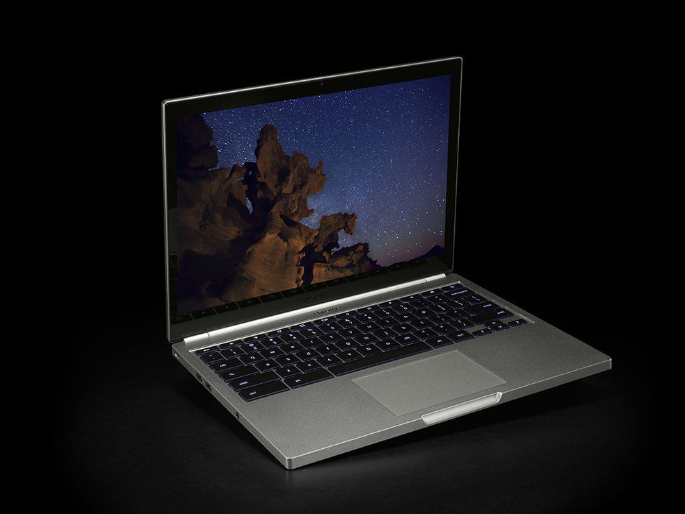 New Google Chromebook Pixel images