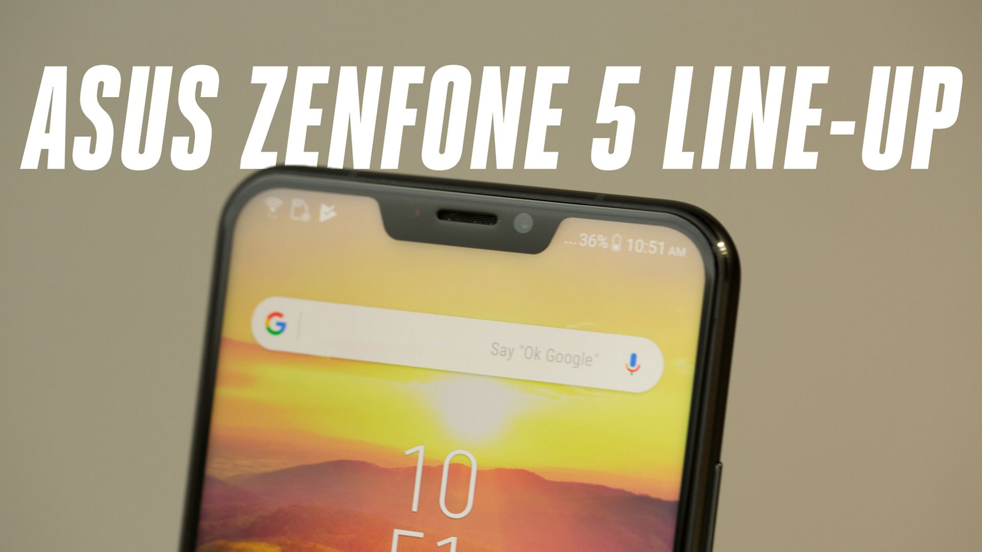 The Asus Zenfone 5 Is An IPhone X Clone With Big Speakers
