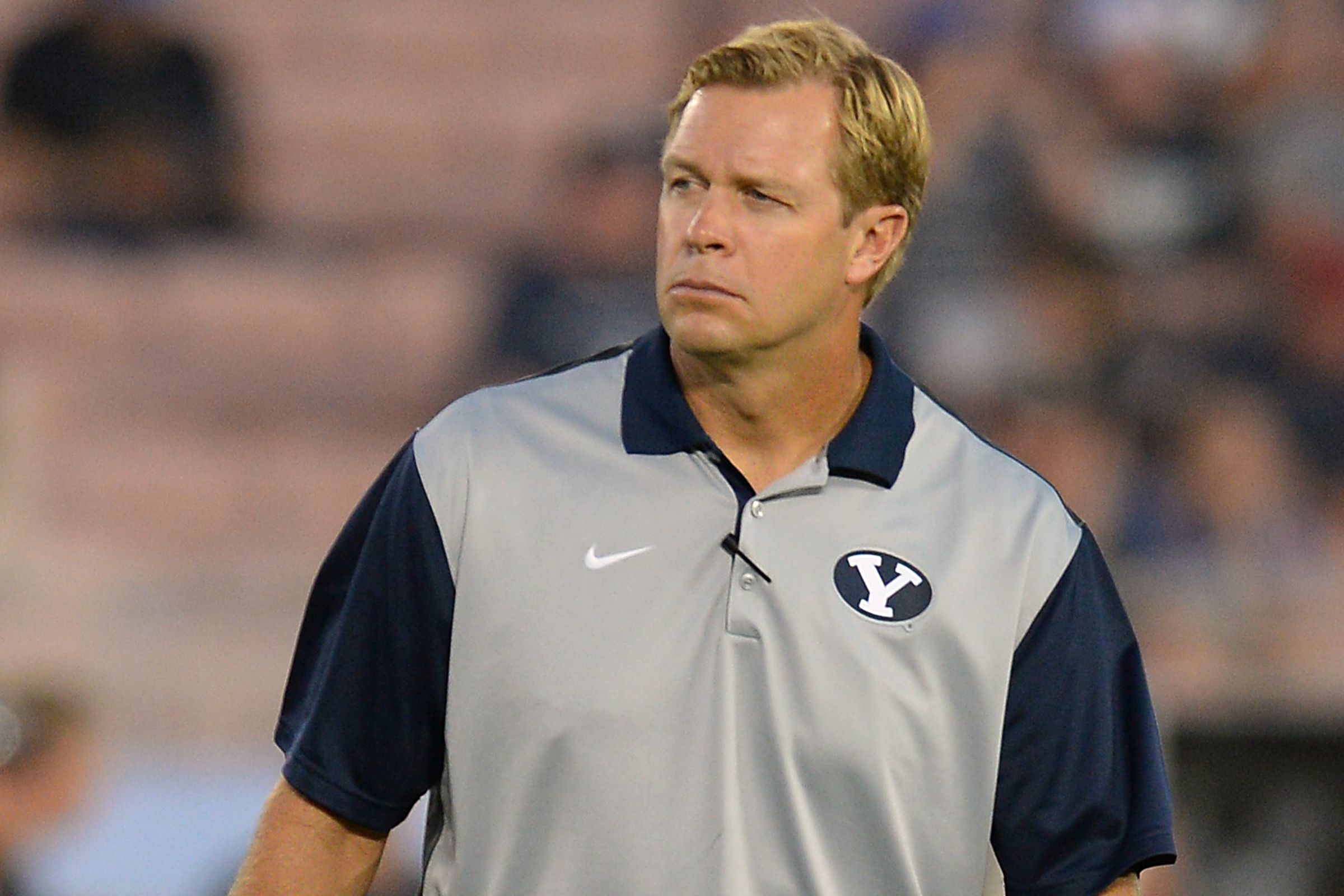 Virginia hires football coach Bronco Mendenhall away from BYU