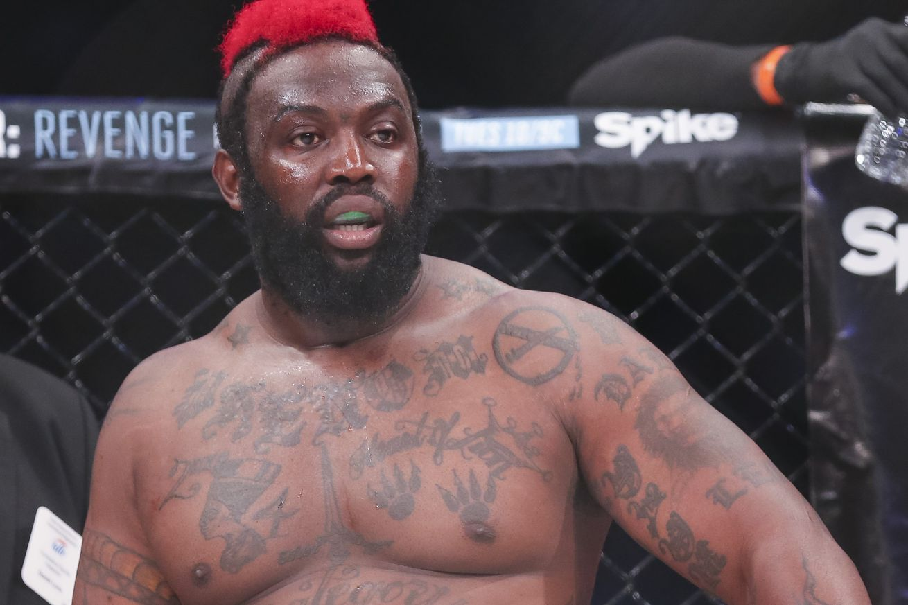 Dada 5000 claims he suffered two heart attacks and died during Kimbo Slice fight at Bellator 149