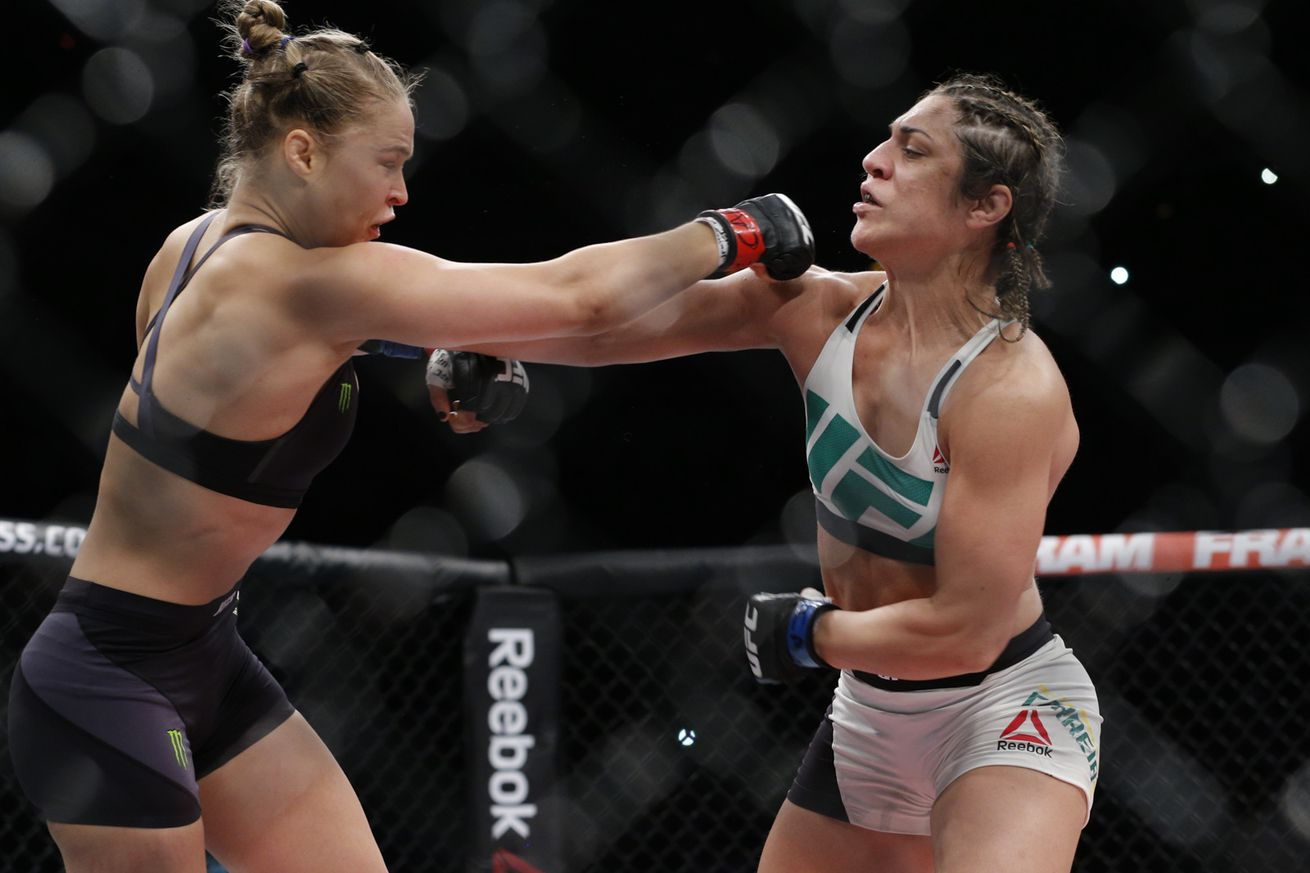 community news, Bethe Correia has 'scores to settle' with Ronda Rousey and Miesha Tate