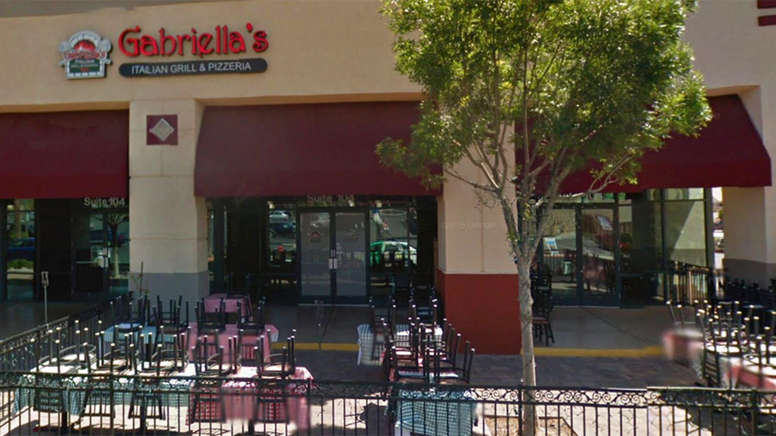 Gabriella Italian Restaurant Las Vegas