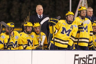 BIG10: Michigan At Boston College - Pregame Notes And Line Combinations