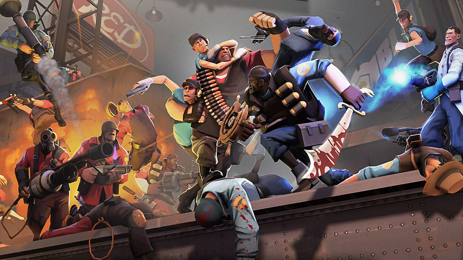 matchmaking team fortress 2 I lost interest in team fortress 2 around the time that i became good enough to regularly top public servers but had neither the skill nor the interest to jump.