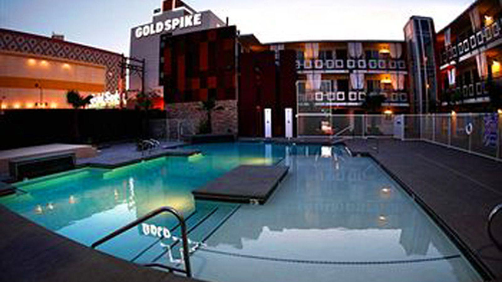 Gold spike hotel casino las vegas casino hotel in name ont orillia rama