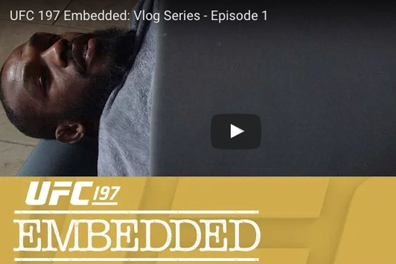 community news, UFC 197 Embedded video, Ep. 1: Jon Jones is sex free, Henry Cejudo can't keep up with the Kardashians
