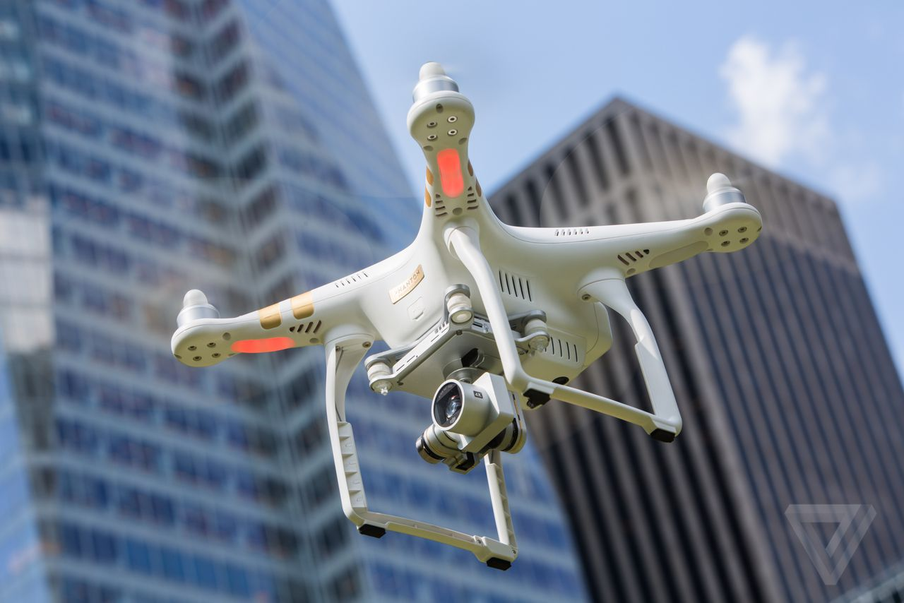 FAA writing rules for commercial drone flights over people