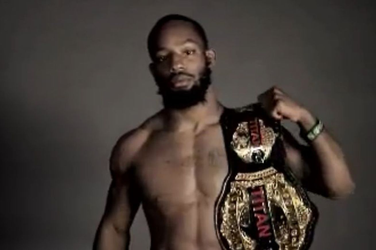 community news, Titan FC 37: Featherweight champion Andre Harrison is Octagon ready, will prove it with finish of UFC veteran Steve Siler