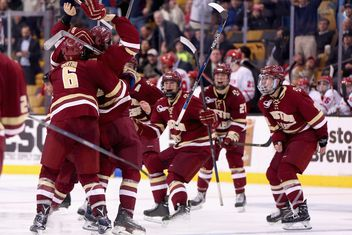 NCAA: Tuch Delivers Beanpot To BC In OT Thriller, 1-0