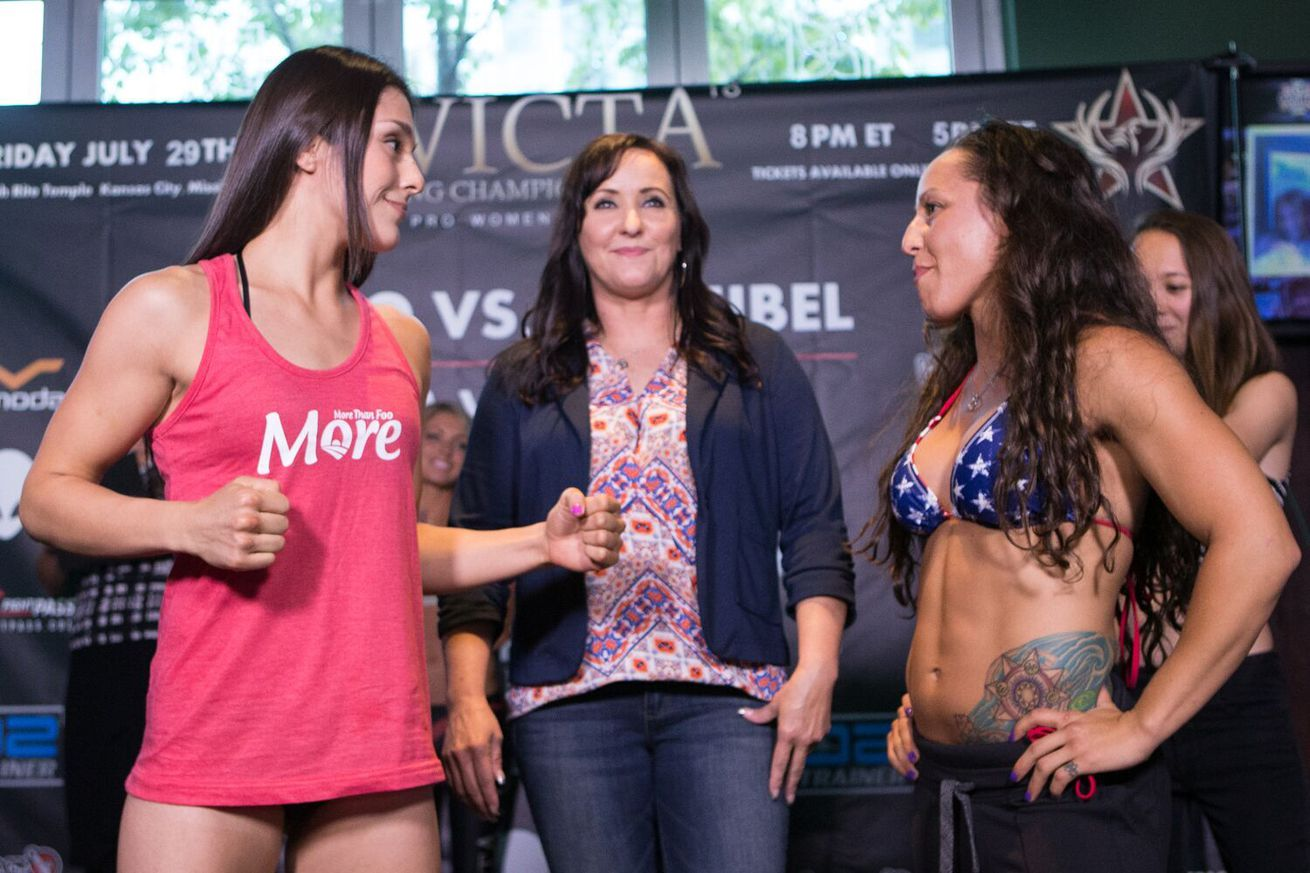 Invicta FC 18 Results: Grasso vs. Esquibel