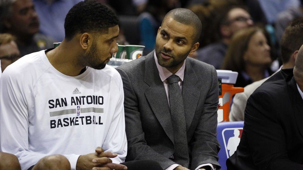 The Spurs' early struggles could mean trouble in the future