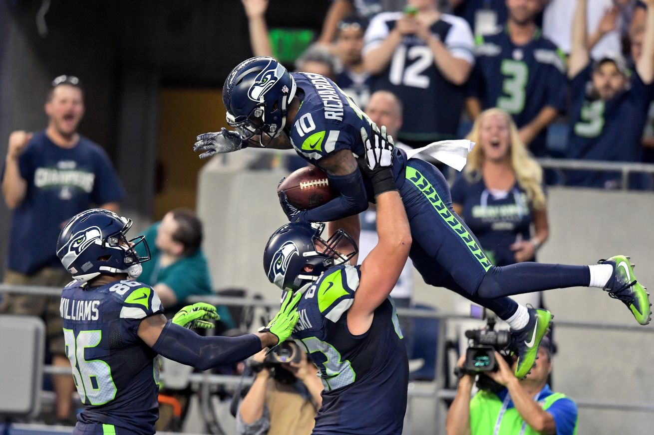 Coffee and Cigarettes: Paul Richardson Shows Up, and other Seahawks News