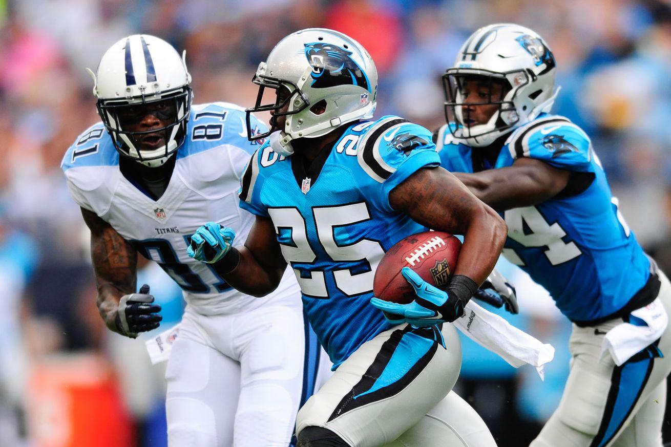 Carolina Panthers Jeremy Cash LIMITED Jerseys