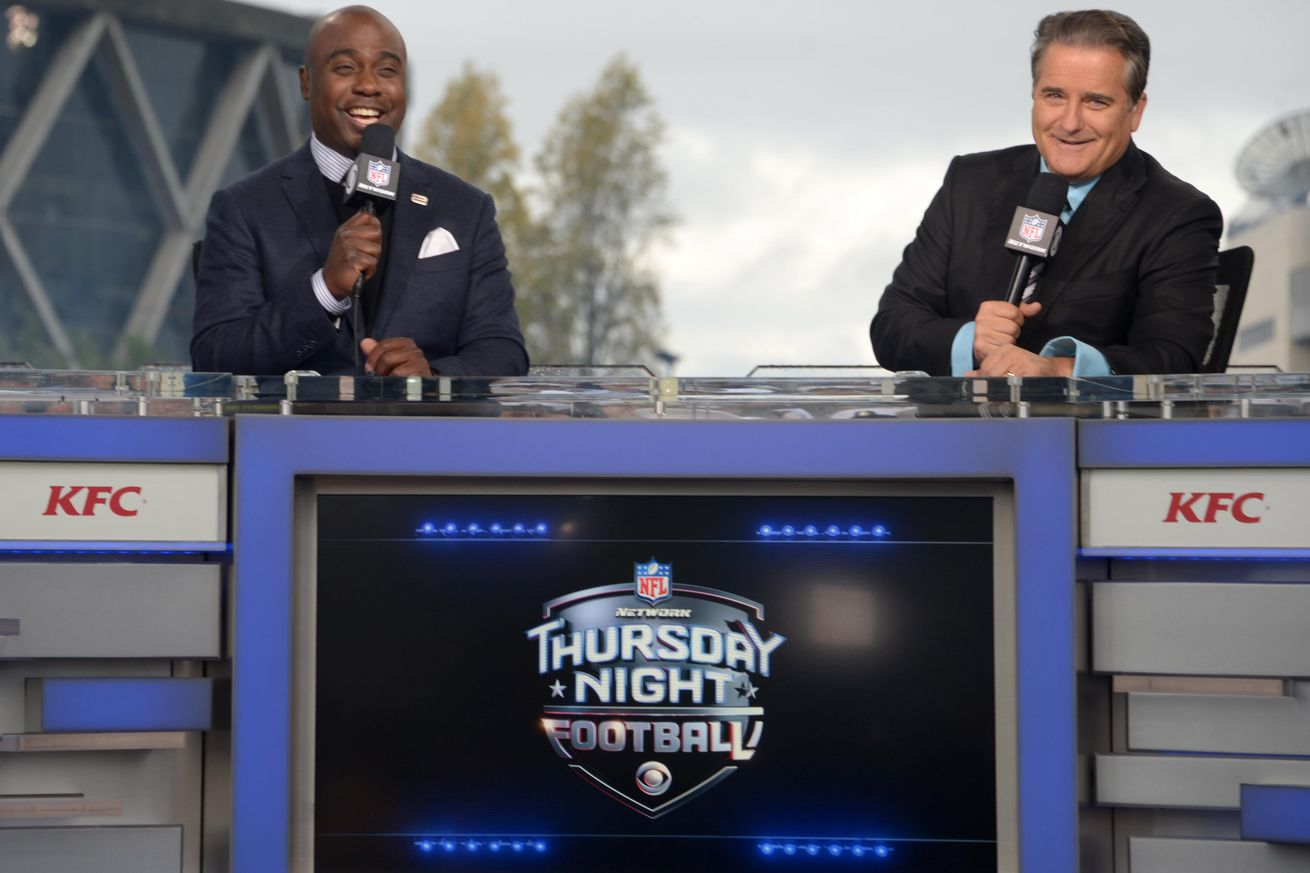 'Thursday Night Football' to air on both CBS and NBC
