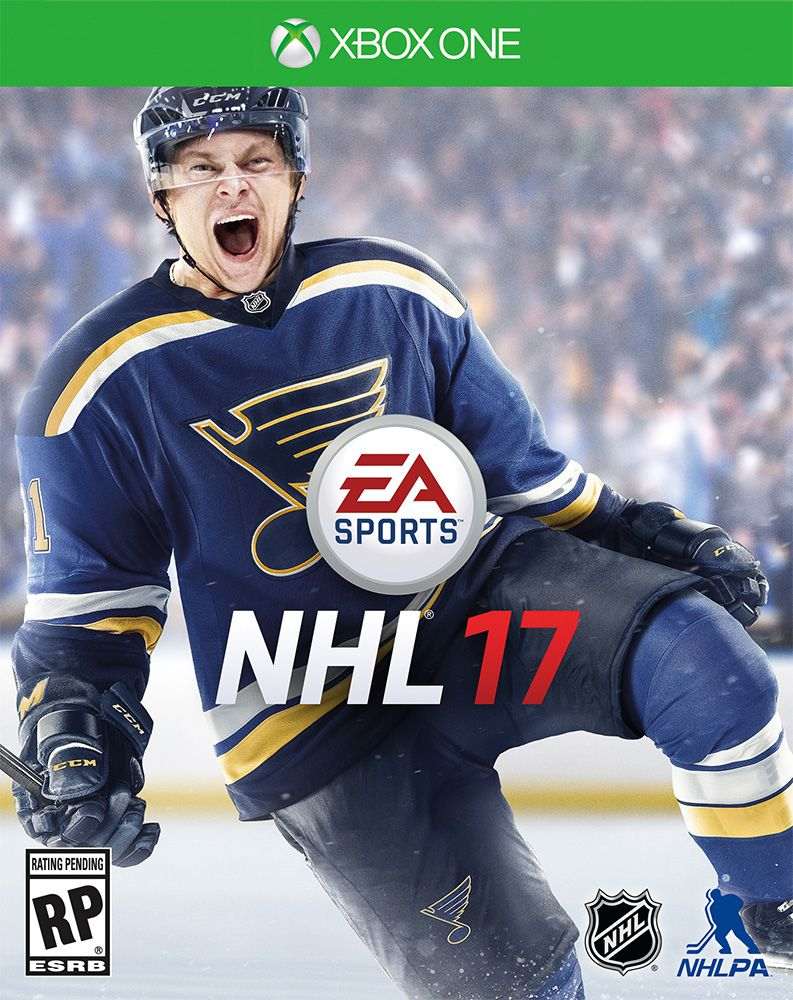 NHL 17 box art Xbox One 793