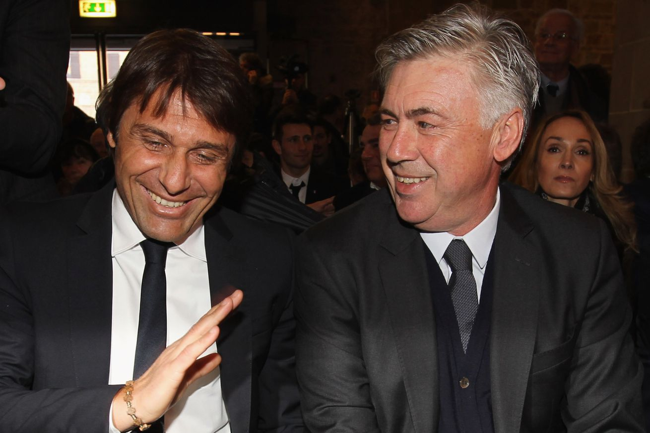 Ancelotti: Tough rejecting Sir Alex about Man Utd job