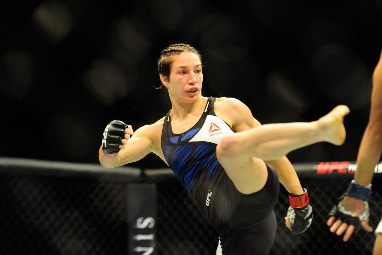 UFC Fight Night 88 results: Sara McMann smothers Jessica Eye for decision victory