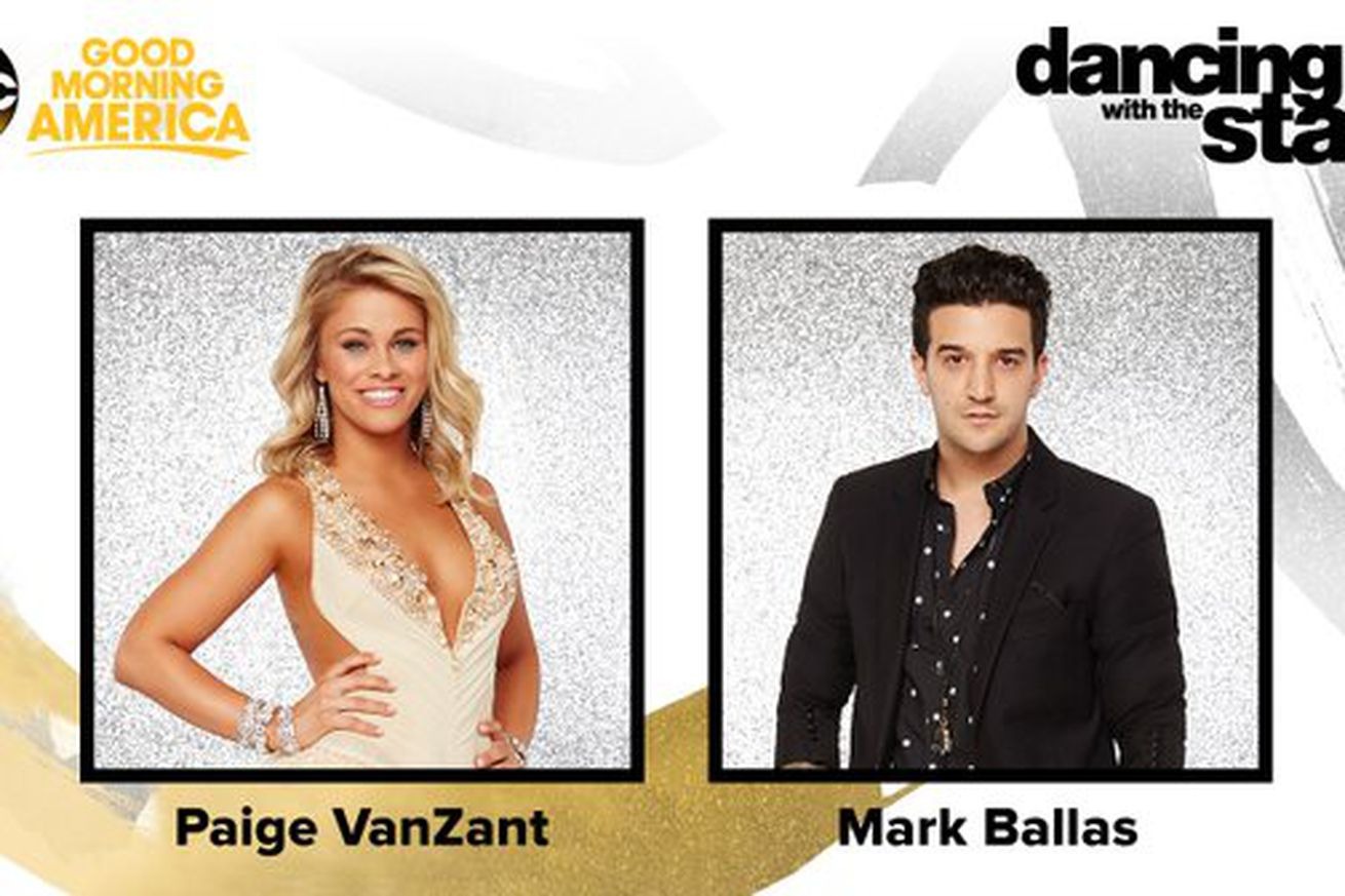 community news, Pic: UFC strawweight Paige VanZant joins Season 22 of Dancing with the Stars