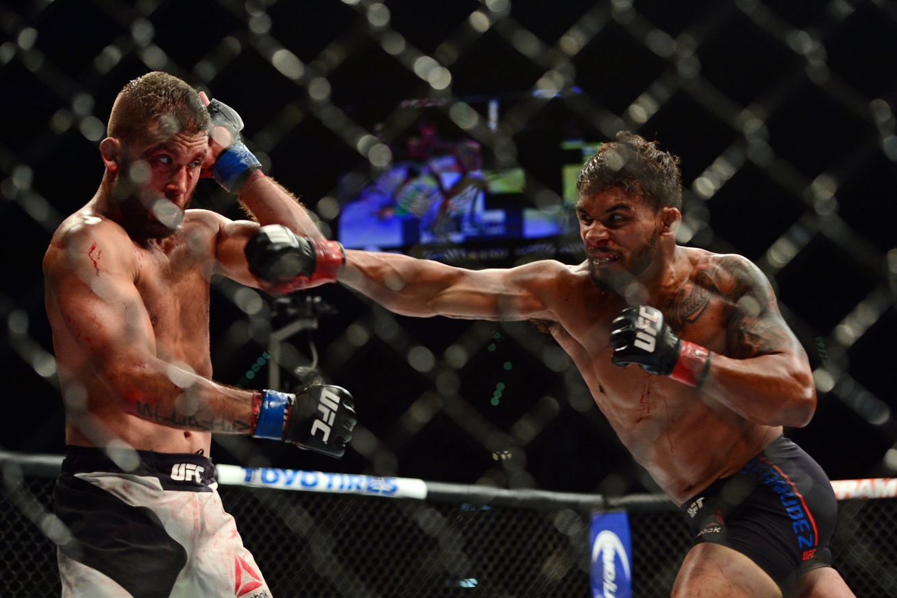 community news, Dennis Bermudez looks to calm The Menace within, fight more relaxed