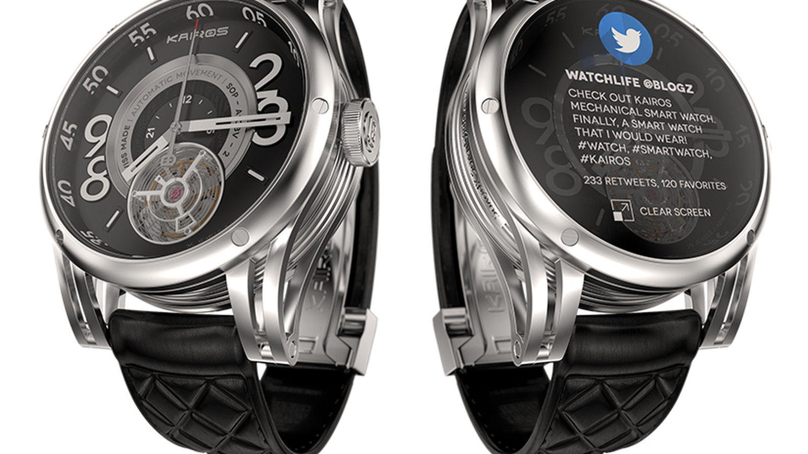 Is the Kairos smartwatch too good to be true?